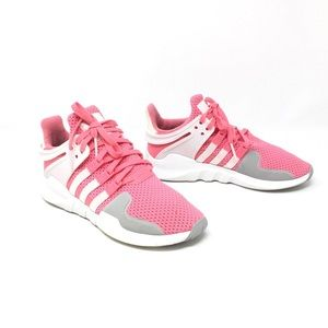 Adidas Equipment Pink & White Shoes 7.5
